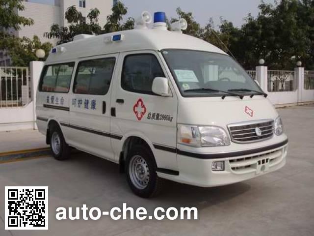 Golden Dragon XML5035XJH18 ambulance