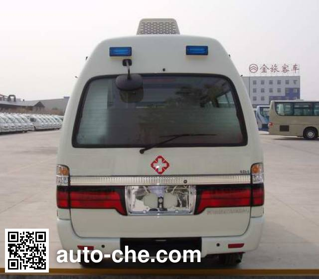 Golden Dragon XML5035XJH28 ambulance