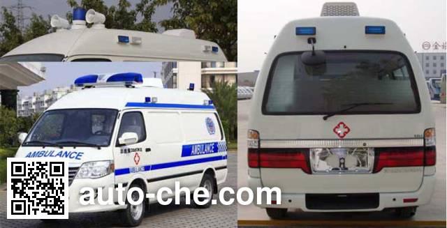 Golden Dragon XML5036XJH65 ambulance
