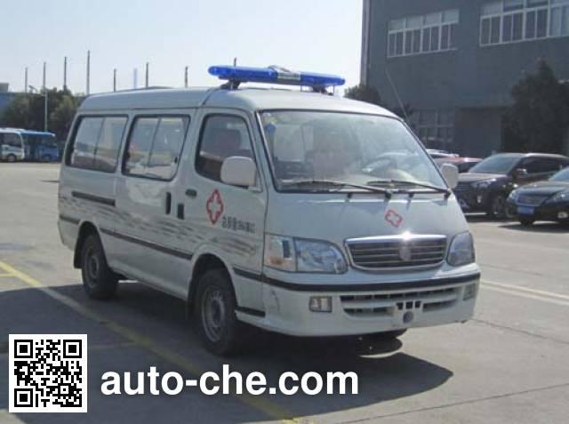 Golden Dragon XML5035XJH65 ambulance