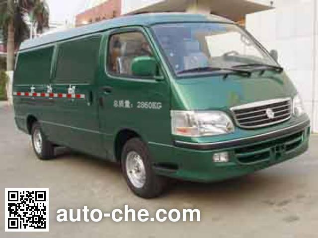Golden Dragon XML5035XYZ28 postal vehicle