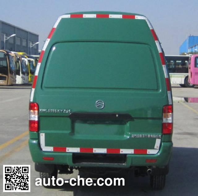 Golden Dragon XML5035XYZ95 postal vehicle