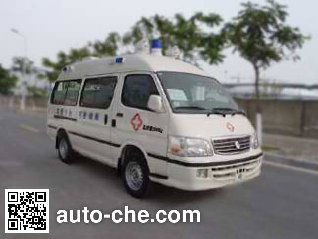 Golden Dragon XML5036XJH18 ambulance