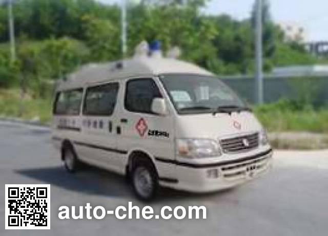 Golden Dragon XML5036XJH28 ambulance