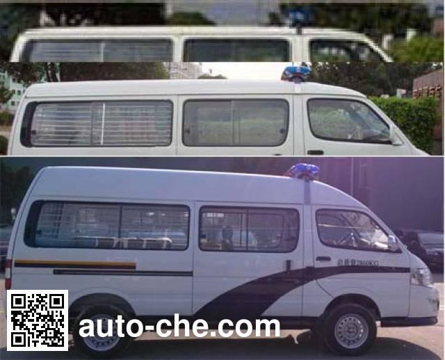 Golden Dragon XML5036XQC95 prisoner transport vehicle