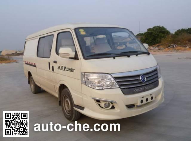Golden Dragon XML5036XXYEVK0 electric cargo van