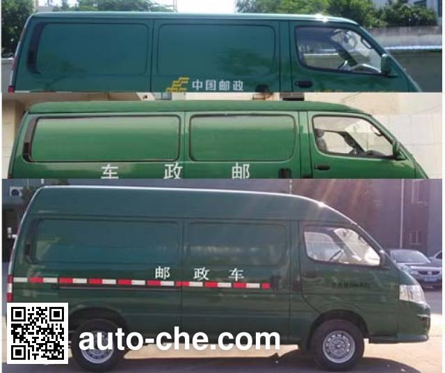 Golden Dragon XML5036XYZ95 postal vehicle