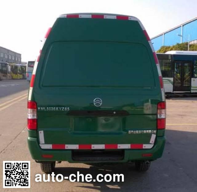 Golden Dragon XML5036XYZ65 postal vehicle