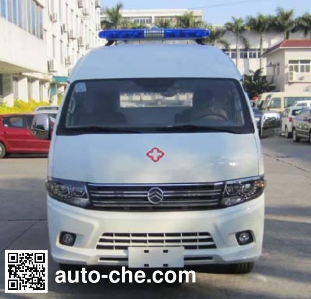 Golden Dragon XML5039XJH18 ambulance
