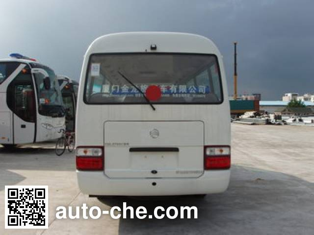 金旅牌XML5040XYL13医疗巡回车