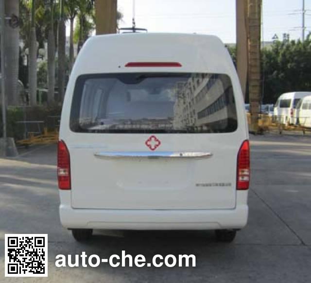 Golden Dragon XML5049XJH28 ambulance
