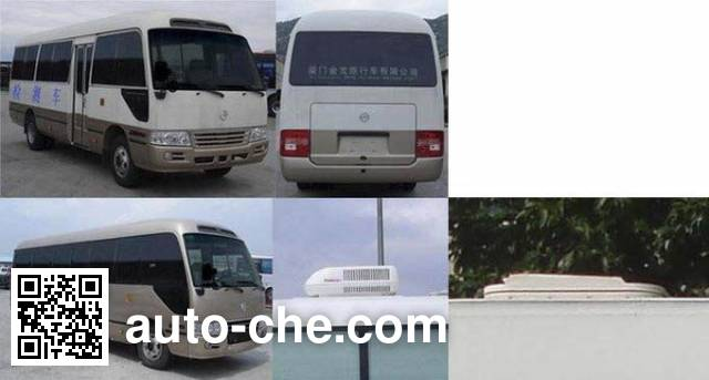 Golden Dragon XML5050XJC18 inspection vehicle