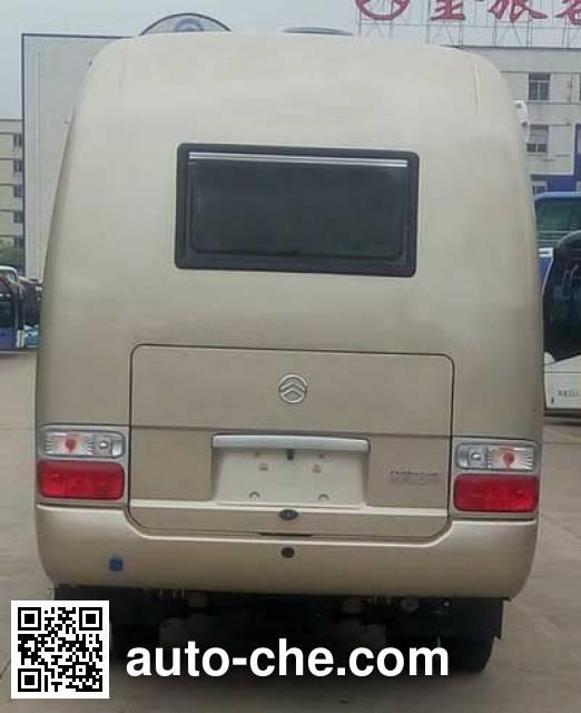 金旅牌XML5050XLJ15旅居车