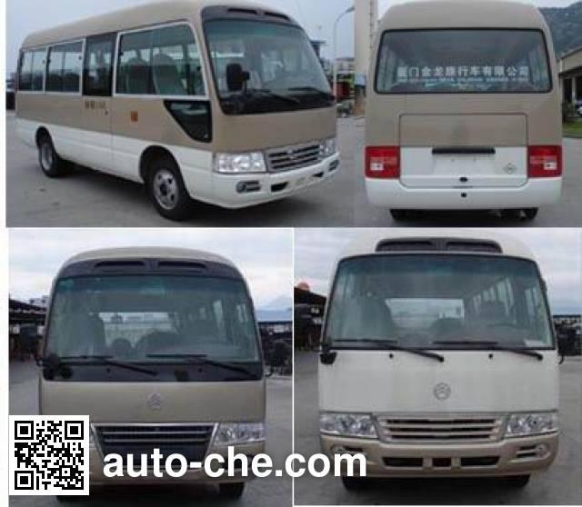 Golden Dragon XML5050XQC18 prisoner transport vehicle