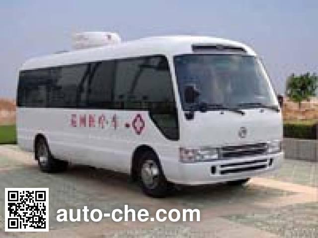 金旅牌XML5050XYL巡回医疗车