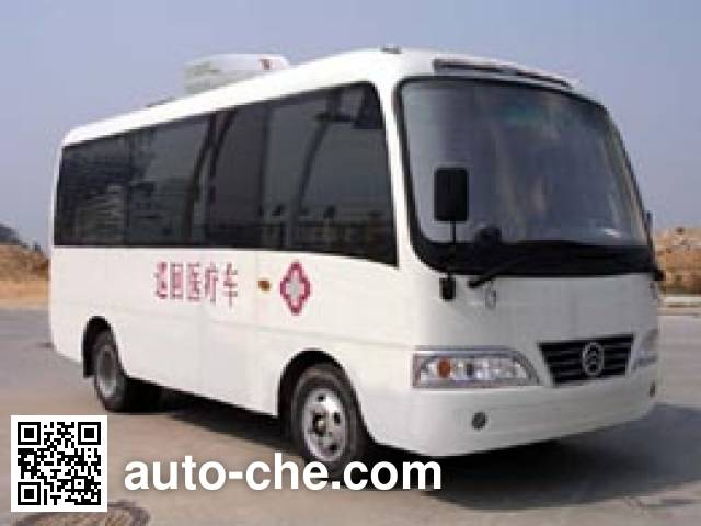 金旅牌XML5051XYL巡回医疗车