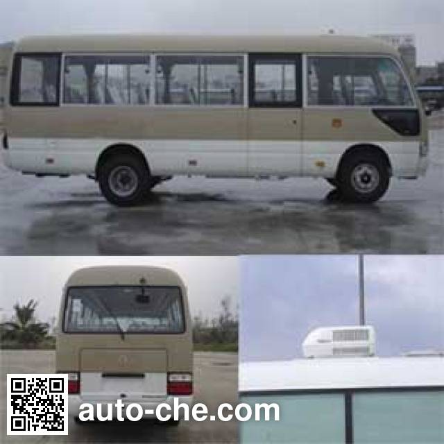 Golden Dragon XML5060XJC18 inspection vehicle