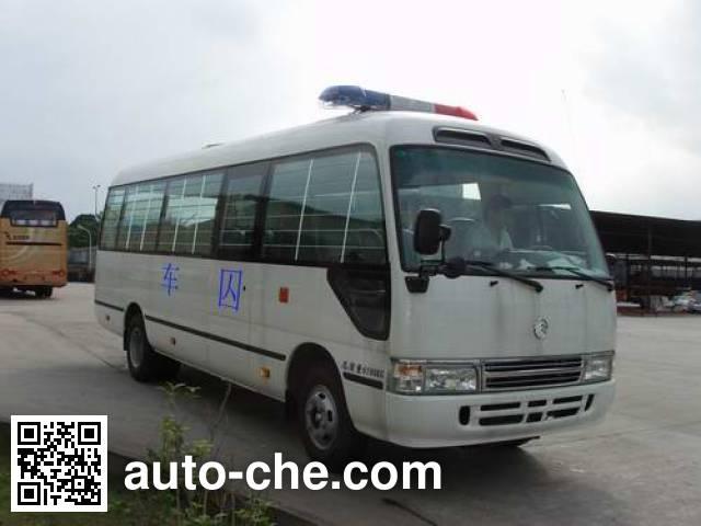 Golden Dragon XML5060XQC18 prisoner transport vehicle