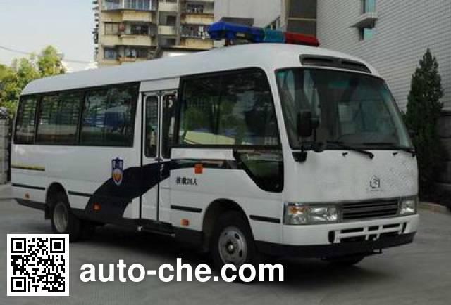 Golden Dragon XML5070XQC18 prisoner transport vehicle