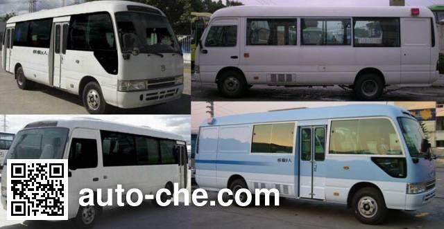 Golden Dragon XML5070XYL15 medical vehicle