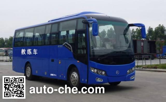 Golden Dragon XML5137XLH18 driver training vehicle