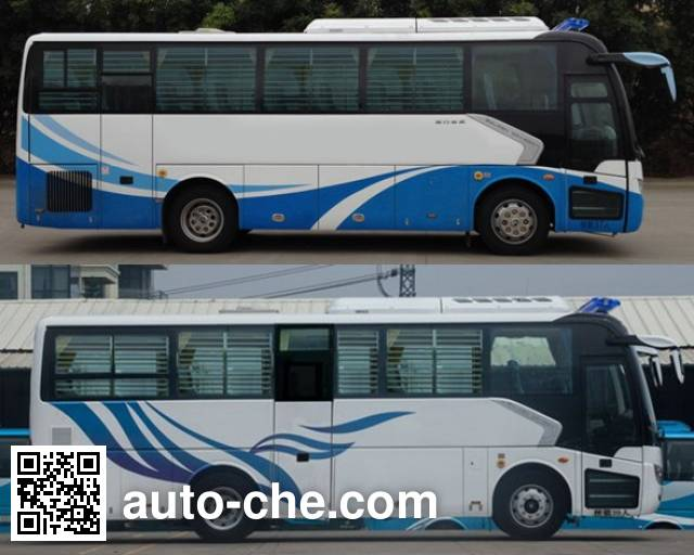 Golden Dragon XML5137XQC15 prisoner transport vehicle