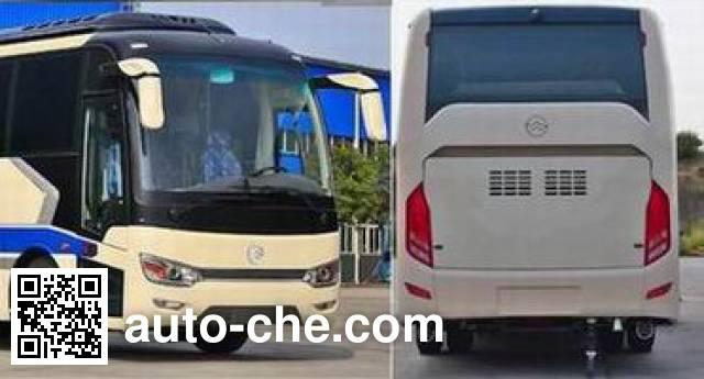Golden Dragon XML5137XQC18 prisoner transport vehicle