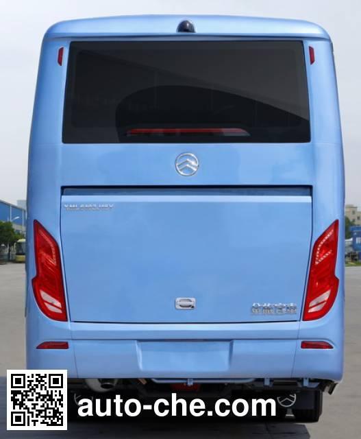 Golden Dragon XML5162XCS15 toilet vehicle