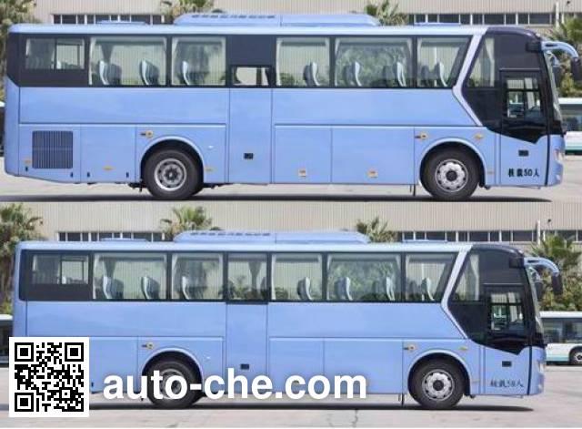 Golden Dragon XML6102J18Z bus