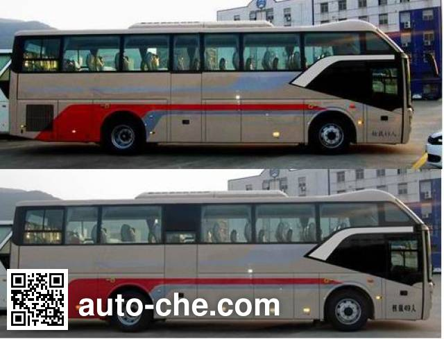 Golden Dragon XML6102J35NZ bus