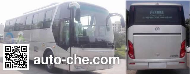 Golden Dragon XML5153XCS18 toilet vehicle