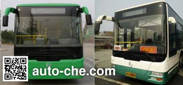 Golden Dragon XML6105JEVB0C electric city bus