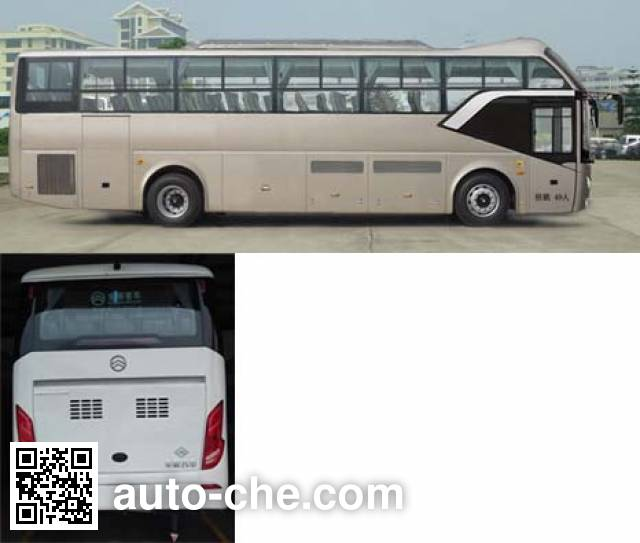Golden Dragon XML6112J35NY bus