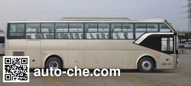 金旅牌XML6112J35Y客车