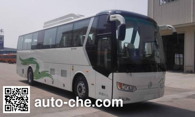 Golden Dragon XML6112JHEVD8 hybrid bus