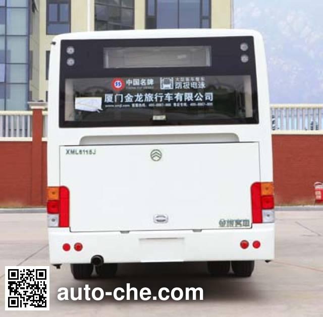 Golden Dragon XML6115J25C city bus