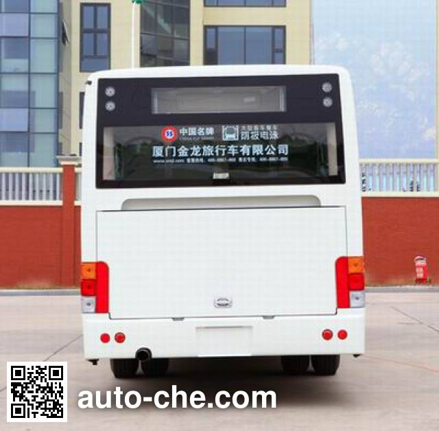 Golden Dragon XML6115J18C city bus