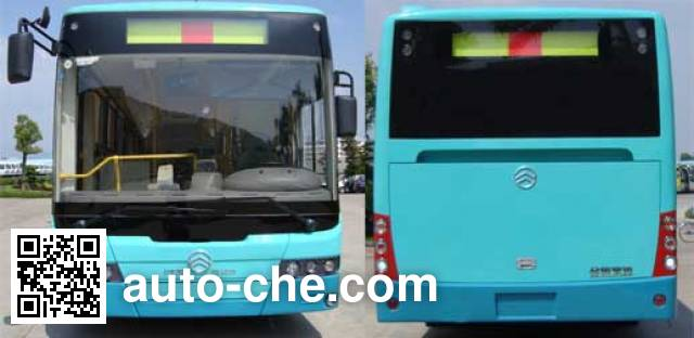 Golden Dragon XML6125JEVG0C electric city bus