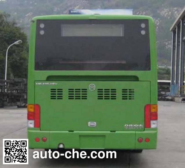 金旅牌XML6115JHEVG5C混合动力城市客车