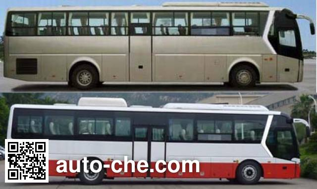Golden Dragon XML6122J15CN city bus