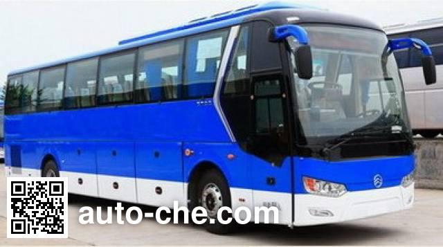 Golden Dragon XML6122JHEVD51 hybrid bus
