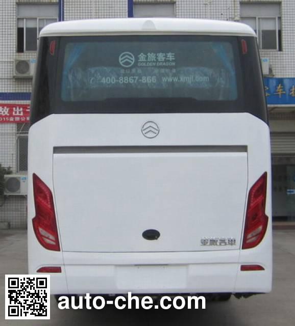 Golden Dragon XML6122JHEVD5 hybrid bus