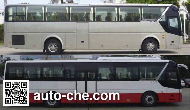 金旅牌XML6122J28Z客车