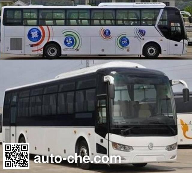 Golden Dragon XML6122JHEVA5C hybrid city bus