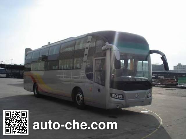 金旅牌XML6125J18W卧铺客车