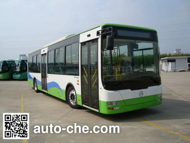 金旅牌XML6125JEV50C纯电动城市客车