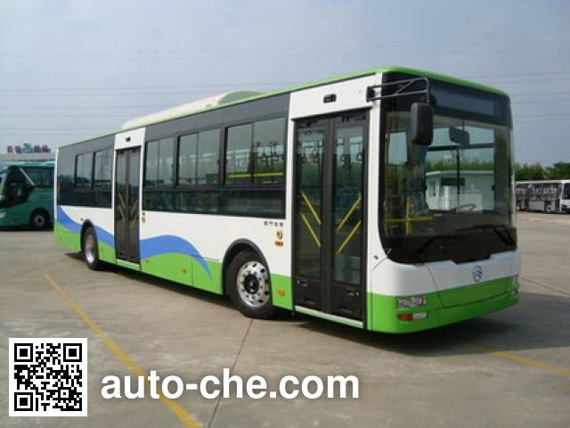 Golden Dragon XML6125JEV60C electric city bus