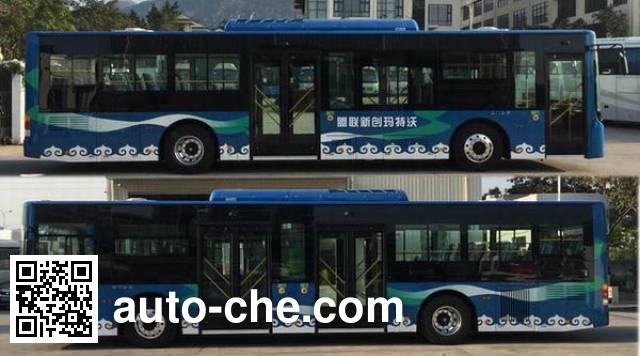 Golden Dragon XML6125JEVF0C electric city bus