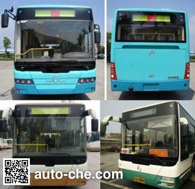Golden Dragon XML6105JEVL0C electric city bus