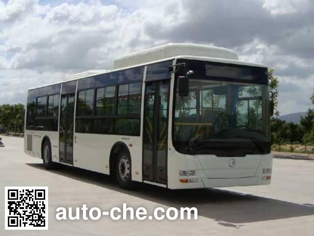 Golden Dragon XML6125JHEV65CN hybrid city bus
